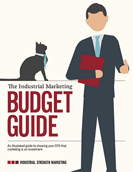 The Industrial Marketing Budget Guide