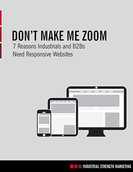 Don't Make Me Zoom: A Guide to Responsive Websites