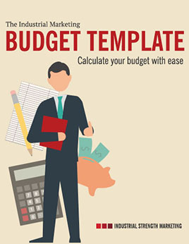 The Industrial Marketing Budget Template